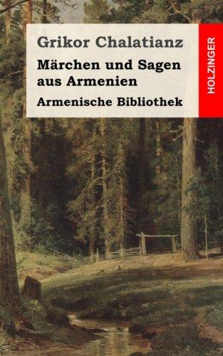 9781484954263: Armenische Bibliothek: Märchen und Sagen aus Armenien