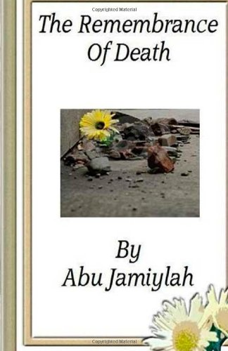 9781484955192: The Remembrance Of Death:
