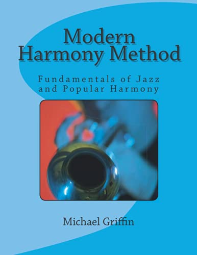 9781484960295: Modern Harmony Method: Fundamentals of Jazz and Popular Harmony
