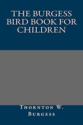 9781484966952: The Burgess Bird Book for Children