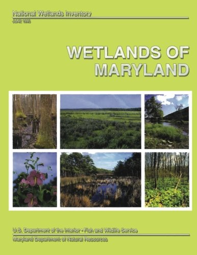 Wetlands of Maryland: Tiner, Ralph W.;