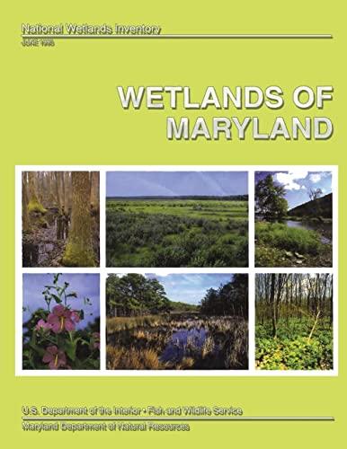9781484967409: Wetlands of Maryland