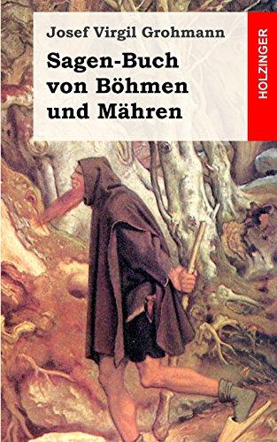 9781484979198: Sagen-Buch von Böhmen und Mähren