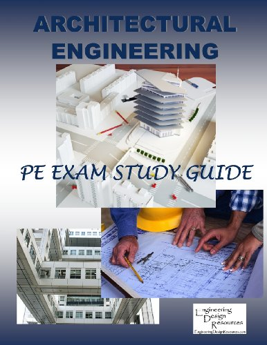 9781484980187: Architectural Engineering PE Exam Study Guide Version 4.0
