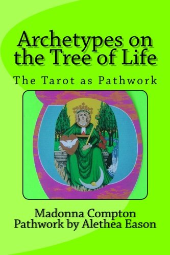 9781484981337: Archetypes on the Tree of Life: The Tarot as pathwork