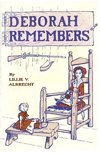 9781484983096: Deborah Remembers