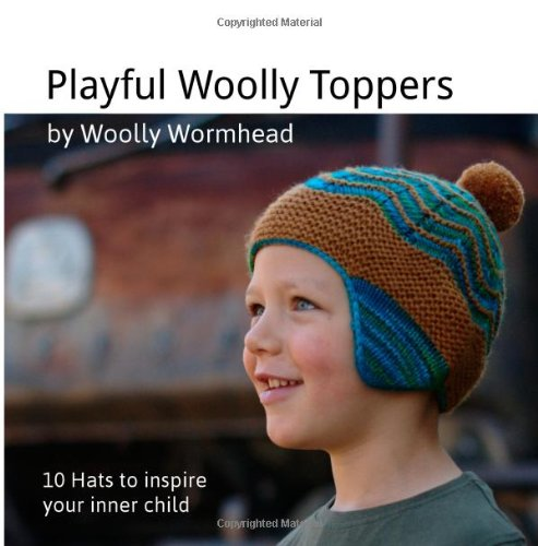 9781484995587: Playful Woolly Toppers: 10 Hats to inspire your inner child
