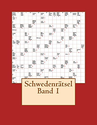 9781484996669: Schwedenrätsel Band 1 (German Edition)