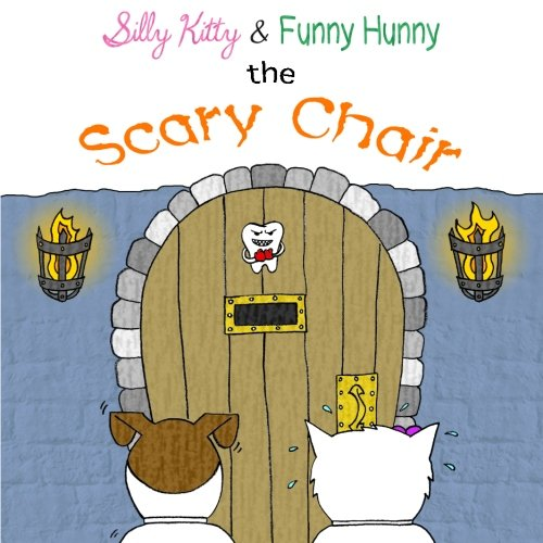 9781484997161: Silly Kitty & Funny Hunny: The Scary Chair
