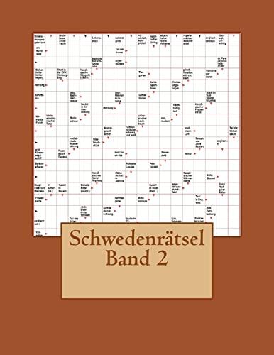 9781484997659: Schwedenrätsel Band 2