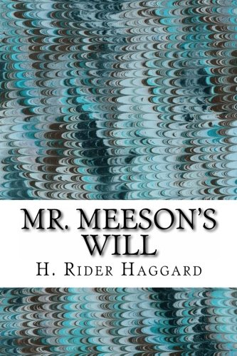 9781484998601: Mr. Meeson's Will