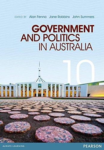 9781486000517: Government and Politics in Australia
