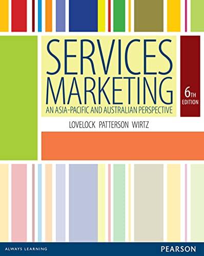 Services Marketing (Paperback): Christopher Lovelock
