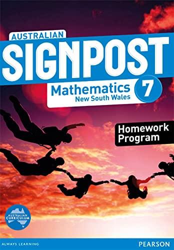 Australian Signpost Mathematics New South Wales 7: David Barton