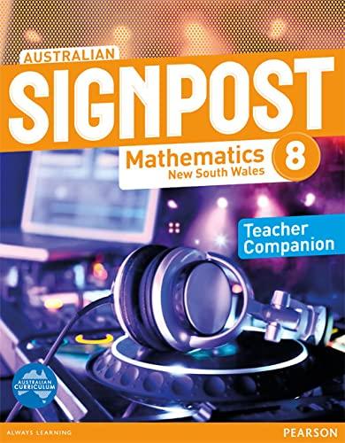 Australian Signpost Mathematics New South Wales 8: David Oxworth