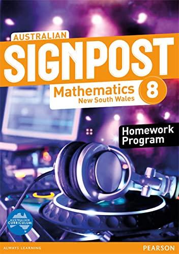 Australian Signpost Mathematics New South Wales 8: David Barton
