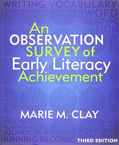 9781486012602: An Observation Survey of Early Literacy Achievement