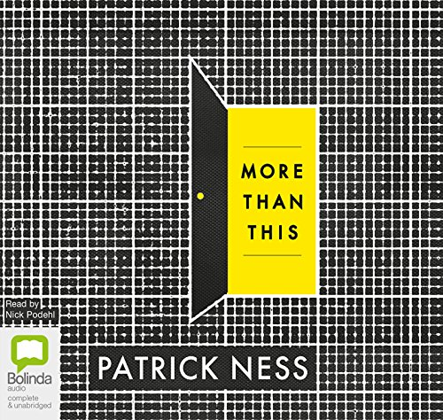 More Than This (Compact Disc): Patrick Ness