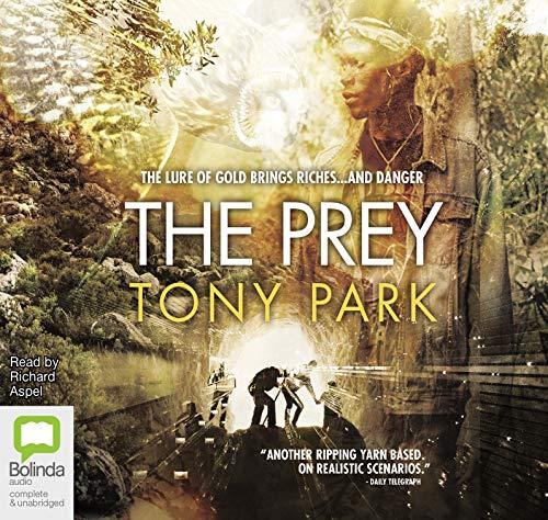 The Prey (Compact Disc): Tony Park