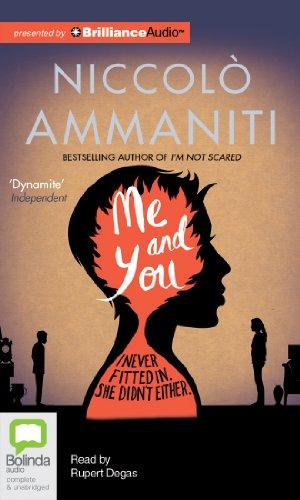 Me and You: Ammaniti, Niccolo