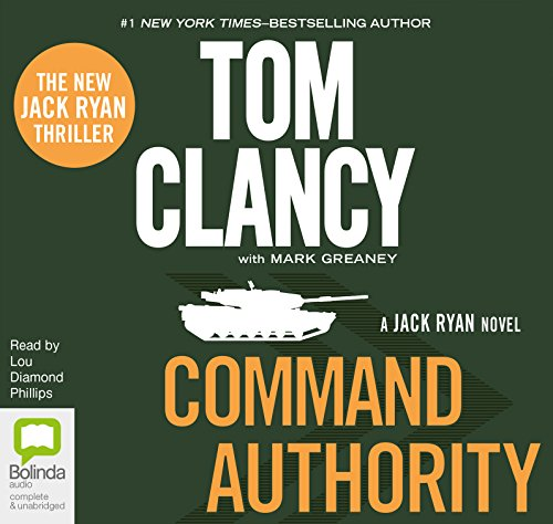 Command Authority (Compact Disc): Tom Clancy