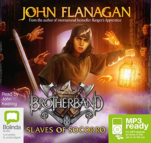 Slaves of Socorro: John Flanagan