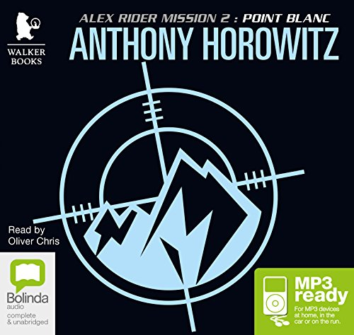 Point Blanc: Anthony Horowitz