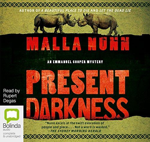 Present Darkness (Compact Disc): Malla Nunn