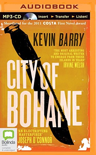 City of Bohane: Kevin Barry