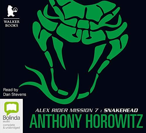 Snakehead: Anthony Horowitz