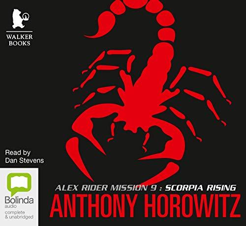 Scorpia Rising: Anthony Horowitz