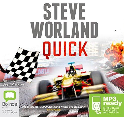 Quick: Steve Worland