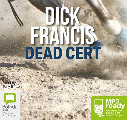 Dead Cert (Compact Disc): Dick Francis
