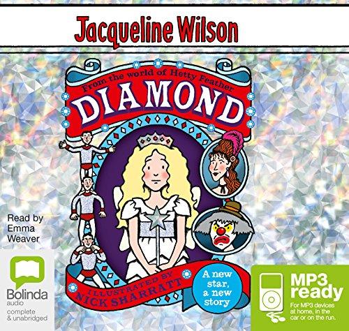 Diamond: Jacqueline Wilson