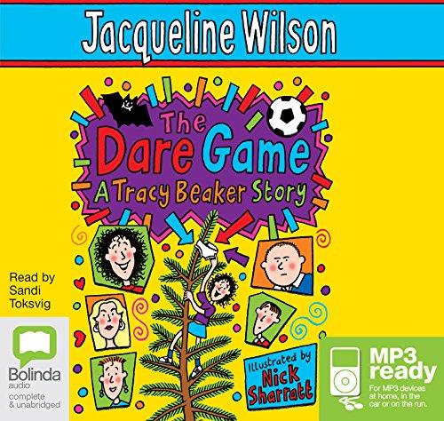 The Dare Game: Jacqueline Wilson