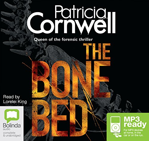 The Bone Bed: Patricia Cornwell