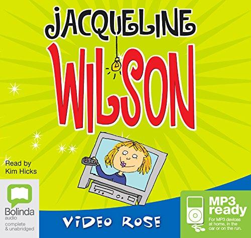 Video Rose: Jacqueline Wilson