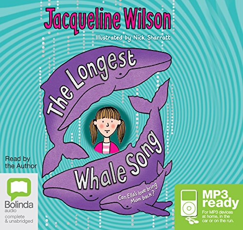 The Longest Whale Song: Jacqueline Wilson