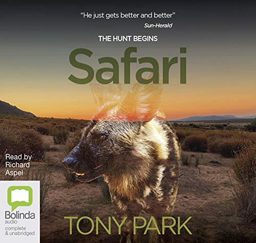 Safari (Compact Disc): Tony Park