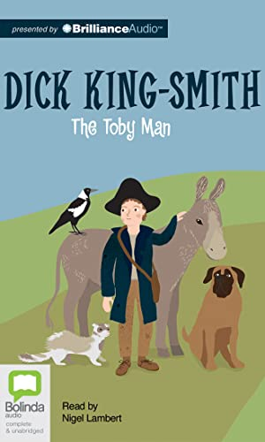 The Toby Man: King-Smith, Dick