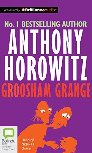 Groosham Grange: Horowitz, Anthony