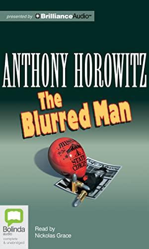 The Blurred Man (Diamond Brothers): Horowitz, Anthony