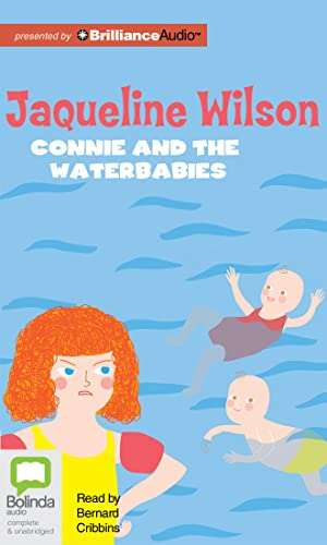 Connie and the Waterbabies: Wilson, Jacqueline
