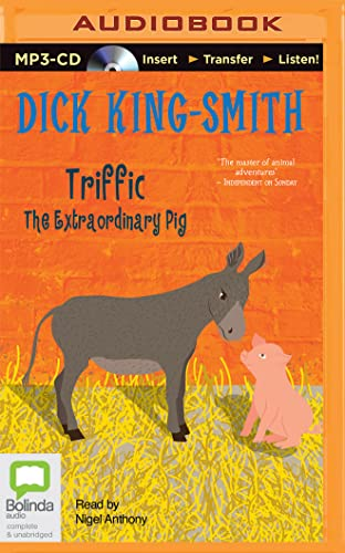 Triffic: The Extraordinary Pig: King-Smith, Dick