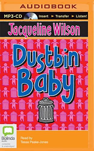 Dustbin Baby: Wilson, Jacqueline