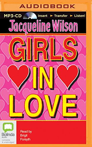 Girls in Love: Jacqueline Wilson