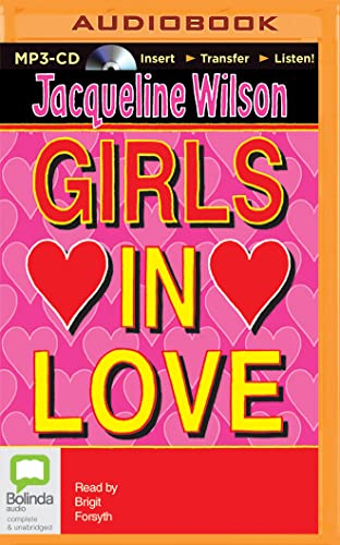 an analysis of the book girls in love by jacqueline wilson Girls in love (girls quartet) by jacqueline wilson delacorte books for young readers hardcover good spine creases, wear to binding and pages from reading may contain limited notes, underlining or highlighting that does affect the text possible ex library copy, that'll have the markings and stickers associated from the library.