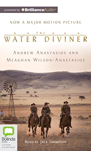 The Water Diviner: Andrew Anastasios, Meaghan Wilson-Anastasios