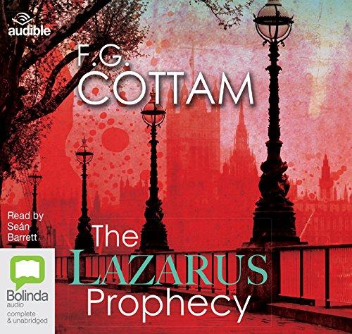The Lazarus Prophecy (Compact Disc): F.G. Cottam