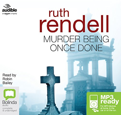9781486273881: Murder Being Once Done (A Chief Inspector Wexford Mystery (7))